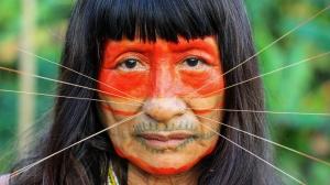 Племя на Амазонке